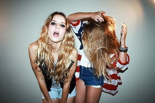 american, fashion, girl