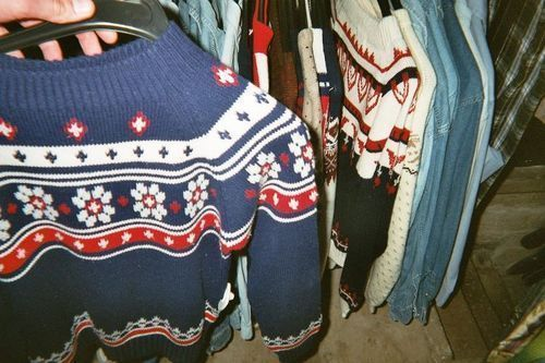 analog, clothes, clothing, cute, fashion, grain, hipster, indie, jumper, jumpers, sweater, sweaters