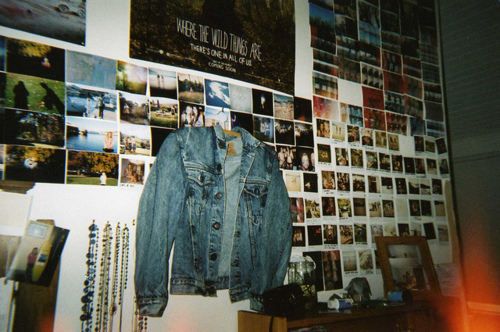 analog, cute, fashion, grain, hipster, indie, insp, inspiration, jacket, photography, posters, room