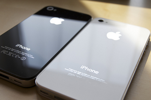 apple, black, iphone, syberian husky, urban