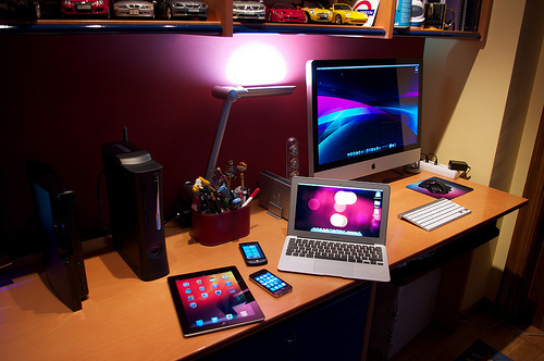apple, eu quero, imac, ipad, iphone, macbook, playstation 3, room, xbox, xbox 360