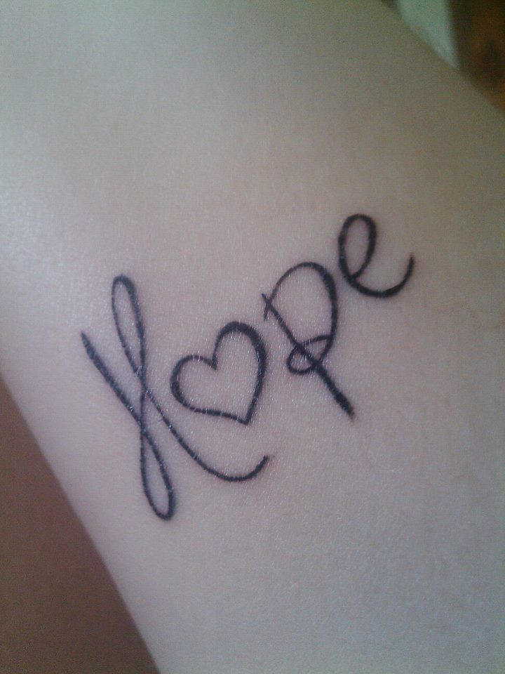 arm, girl, heart, hope, love