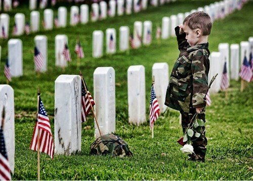 army, baby, boy, emotional, flags, flower, garve stone, grave, graveyard, insperational, inspire, sad, salute, small, toddler, war, white rose