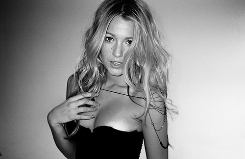 art, beautiful, black, blake lively, blond