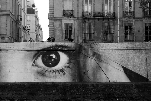 art, eye, photography, street art, talent