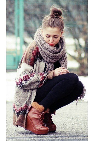 autumn, cute, fashion, fashionista, girl