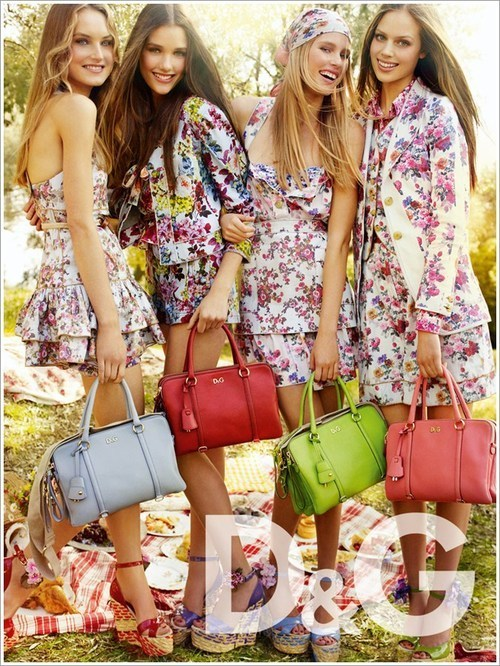 awesome, bags, blonde, brunette, colors, cute, d&g, fashion, floral, flower print, girls, hot, love, nice, pretty, sexy, summer, wedges