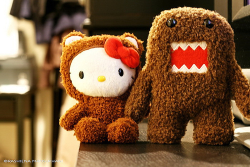 awesome, beautiful, cool, cute, domo