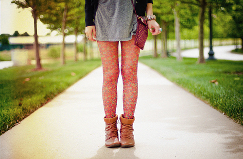 awesome, boots, cute, fashion, flowers