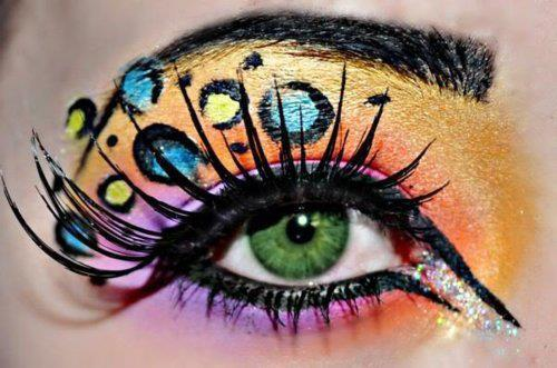 awesome, cool, eye, fashion, girl
