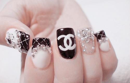 awsome, cute, glow, nail polish, nails