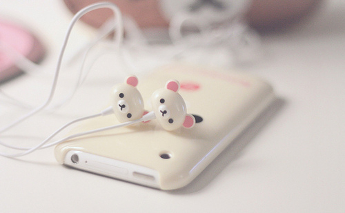 aww, cute, girly, iphone, pink, white