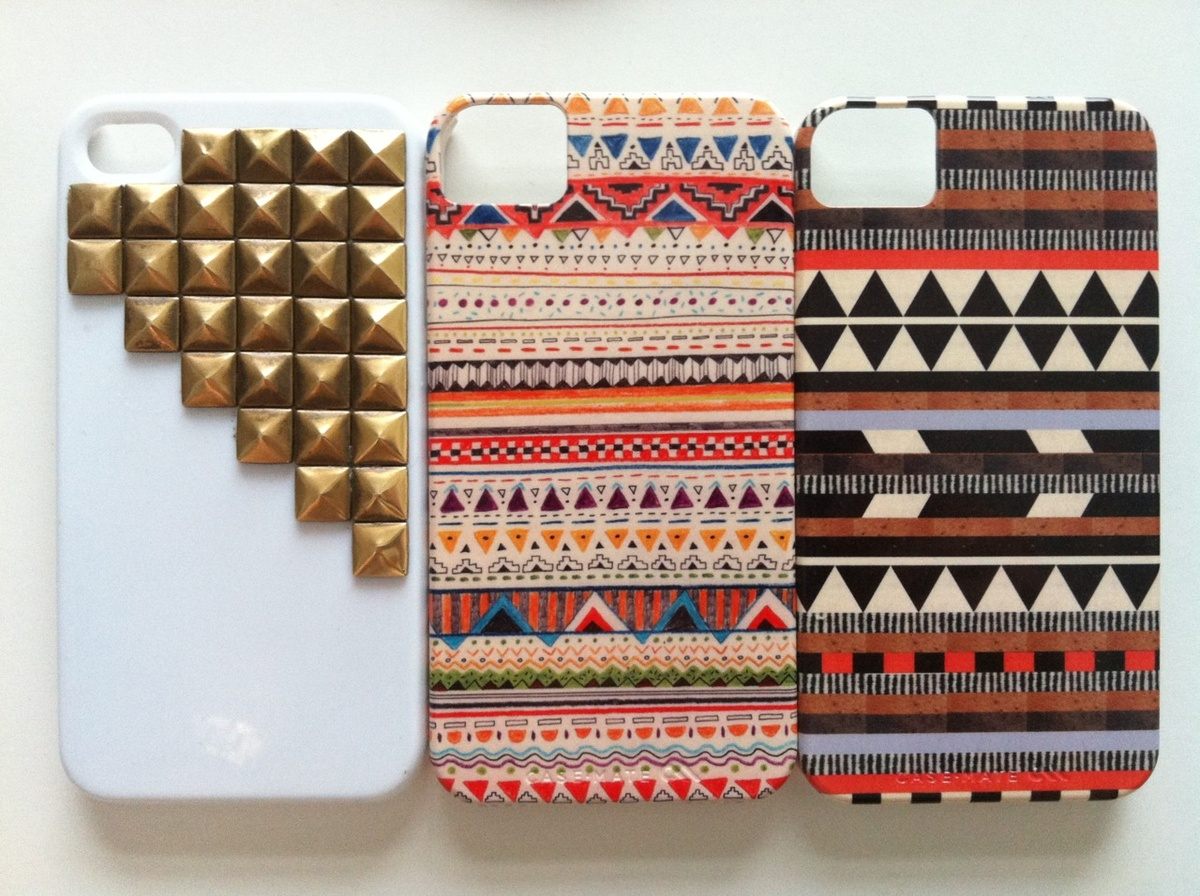 aztec, iphone, patterns, stud