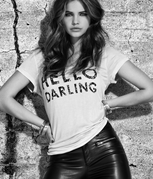 b & w, b&w, barbara palvin, black and white, brunette