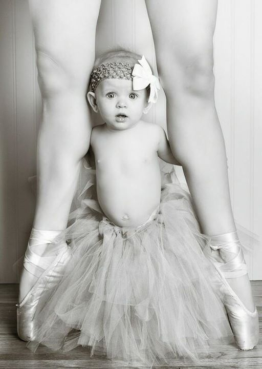 baby, balerina, cute, tiny