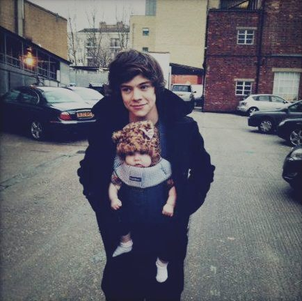 Harry Styles Baby on Baby  Cute  Harry Styles  Perfect  Sexyness   Inspiring Picture On