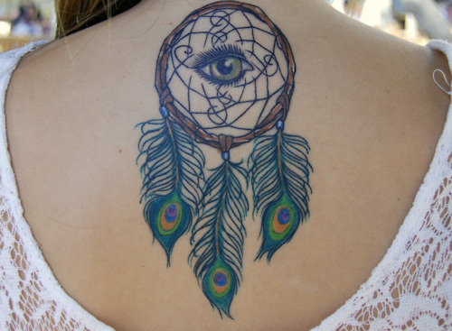 back, cute, dream catcher, eye, love
