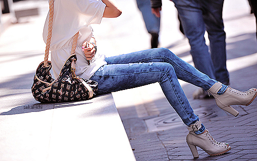 bag, beautiful, clothes, fashion, outfit, pants, photography, pretty, shoes, style