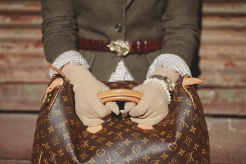 bag, beautiful, fashion, girl, louis vuitton, photography, winter