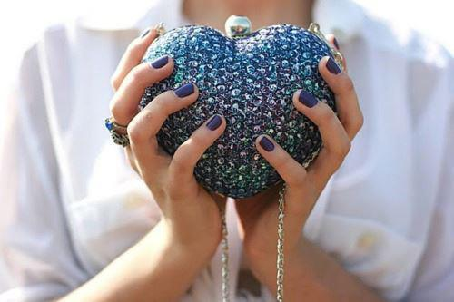 bag, blue, blue bag, blue heart, fashion, girl, heart, inspiration, inspirations, photography, style, woman