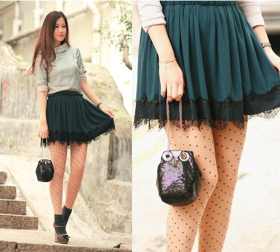 bag, chick, cute, fashion, girl