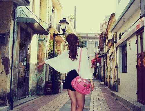 bag, fashion, girl, kfashion, korea