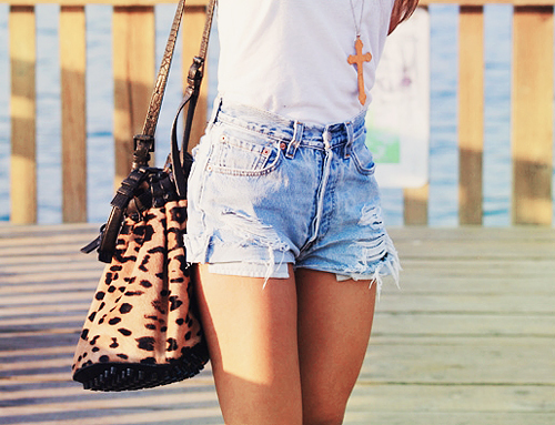 bag, fashion, girl, short