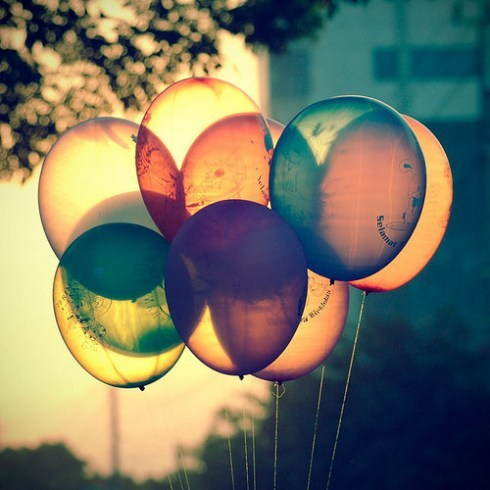 balao, baloons, colors, cool, cute, girl, love