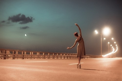 balerian, ballet, bridge, city, dance, dancer, i love ballet