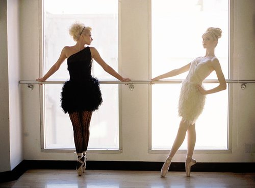 ballet, cute, dance, dress, fashion