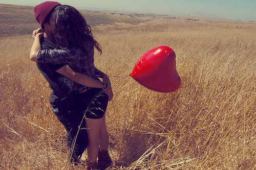 baloon, beautiful, boy, couple, girl