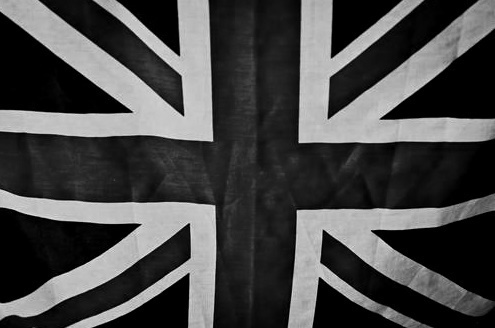 b&amp;w, bandeira, black and write, ctrl+d, england