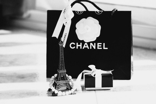 b&w, beautiful, black & white, black and white, chanel, cute, fashion, flower, france, girly, paris, photo, photography, place, white