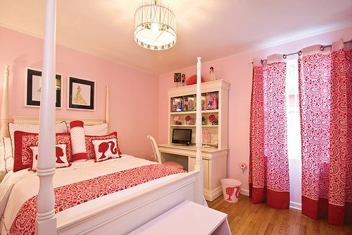 barbie, bed, bedroom, cute, fashion, girly, pink, pinky, style, stylish, teen
