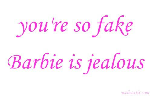 barbie, cool, eminem, fake, haha