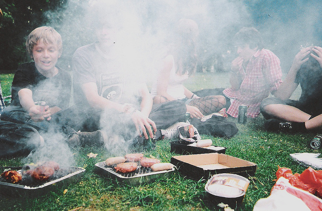 bbq, friends, hipster, indie, photography