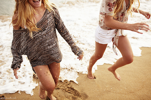 beach, beautiful, blonde, cool, cute, fashion, friends, girl, girls, hair, nature, photo, photography, play, pretty, woman