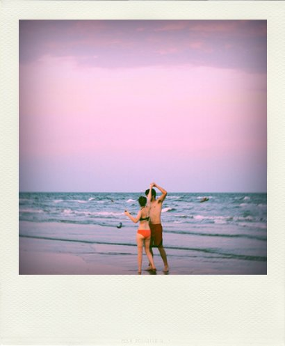 beach, beautiful, boy and girl, cool, couple, cute, dance, friendship, love, photography, together, vintage