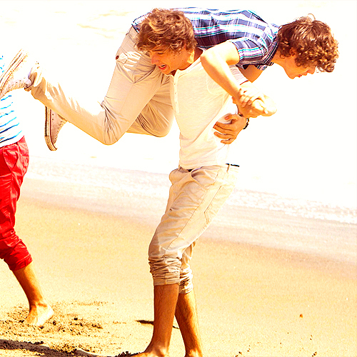 beach, bromance, harry styles, liam payne, one direction