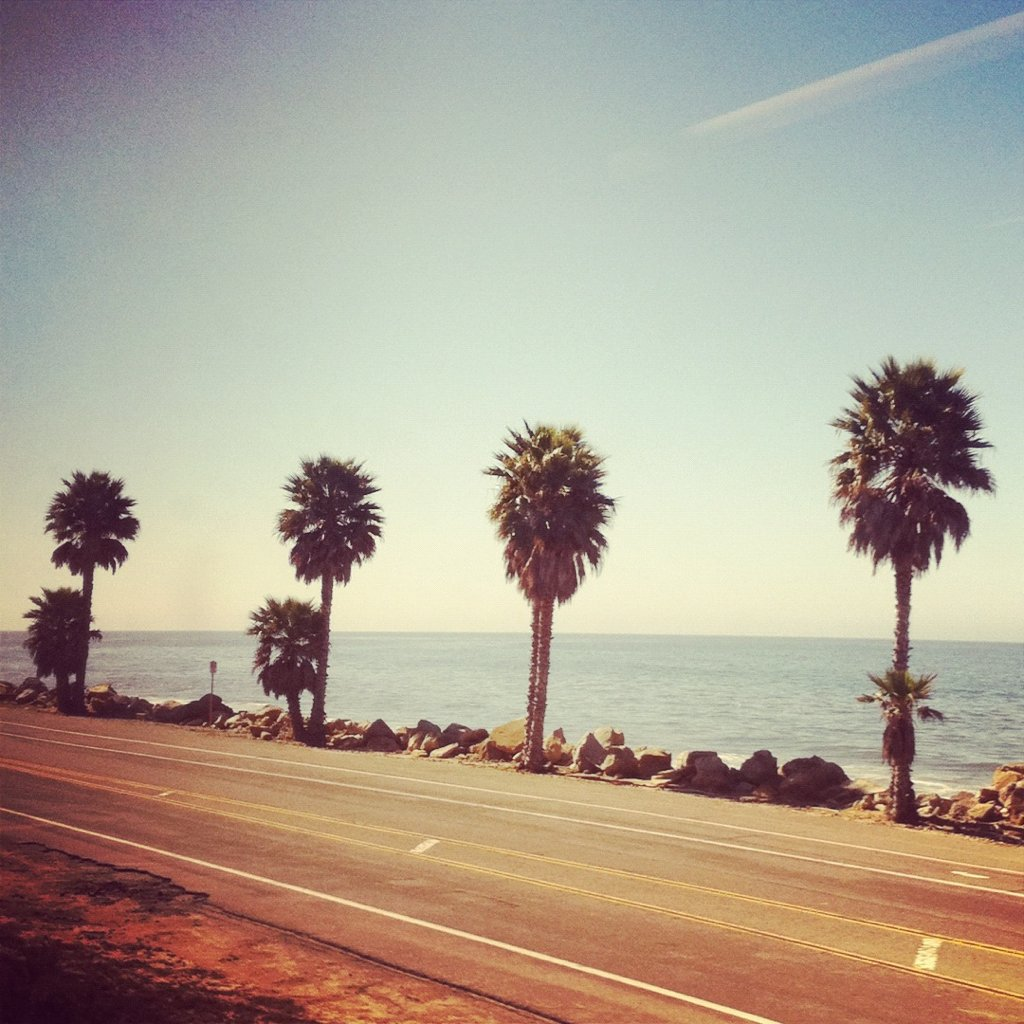 beach, california, cute, summer