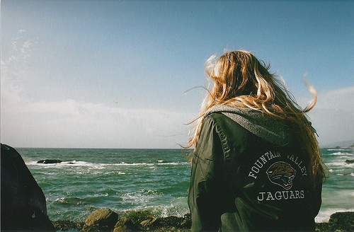 beach, fashion, girl, love, nature, ocean, photography, pretty