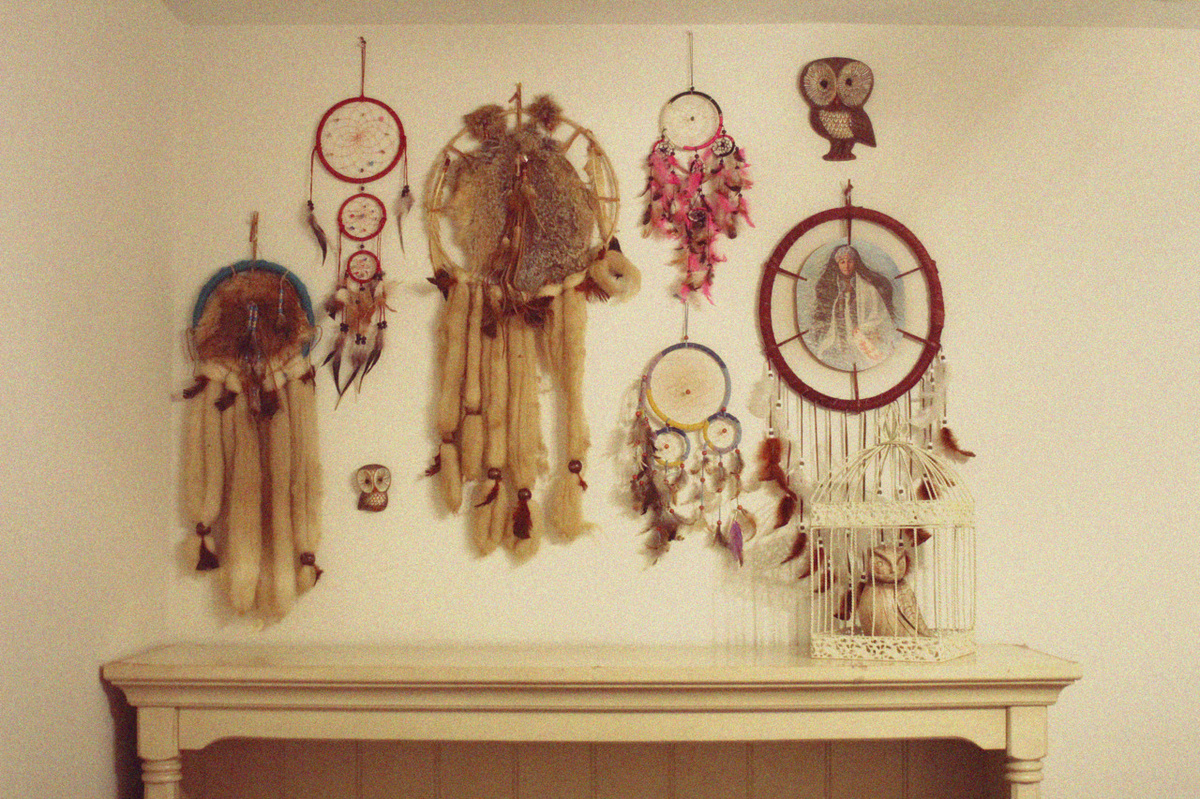 beads, chains, cute, dream, dreamcatcher
