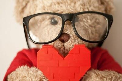 bear, cute, love