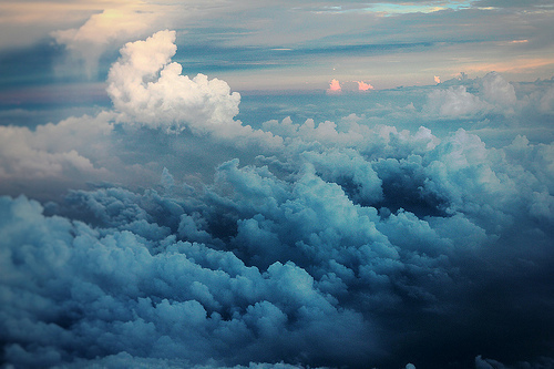 beautiful, beauty, blue, clouds, dreams