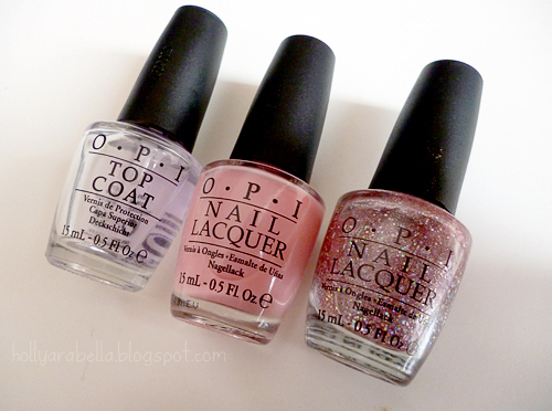 beautiful, beauty, cute, fashion, girl, girls, girly, glitter, image, light, nail lacquer, nail polish, nails, opi, photograph, photography, pink, pretty, sweet, text, top coat