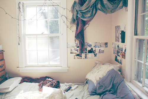 beautiful, bed, home, light, omg
