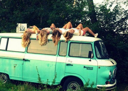 beautiful, best friends, california, car, crazy, dreams, friends, girls, holidays, party, road trip, summer, sun, wishes