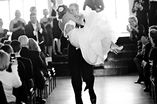 beautiful, black and white, boy, boy and girl, brunette, girl, hairstyle, hand, kiss, love, nice, romantic, sweet, vintage, wedding