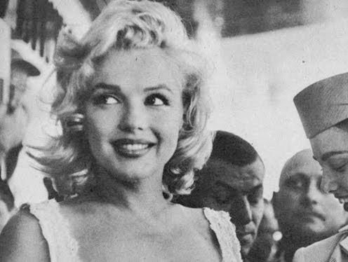 beautiful, black and white, marilyn, monroe, pretty