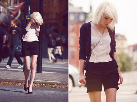 beautiful, black, blonde, cute, fashion